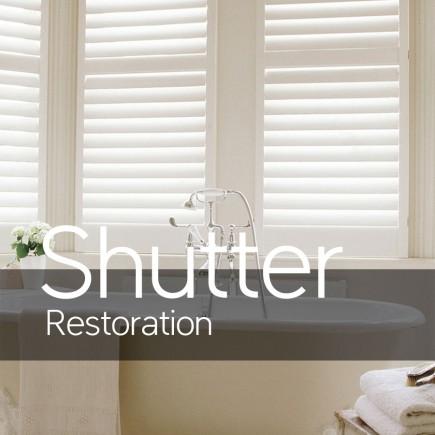 Shutter Restoration